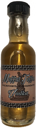 Moffat Toffee Vodka 5cl 37.5% ABV