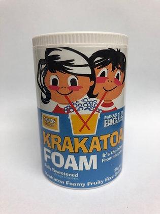 Krakatoa Foam 95g - Orange Flavour