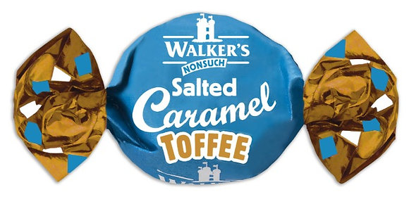 Salted Caramel Toffees (Walker's Nonsuch)