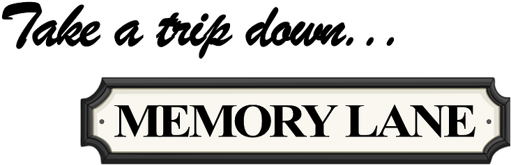 memory lane sign.png
