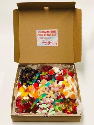Gluten Free Pick 'n' Mix Box 1kg