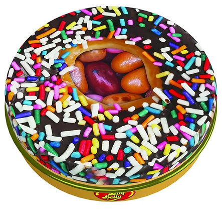 Jelly Belly Doughnut Shop Mix Jelly Bean Tin 28g **BEST BEFORE 30TH APRIL 2021**