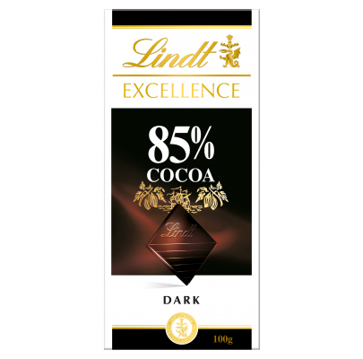 Lindt Excellence Dark 85% Bar