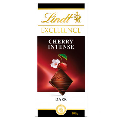 Lindt Excellence Cherry Intense 100g