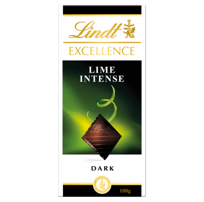 Lindt Excellence Dark Lime Intense 100g