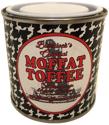 Moffat Toffee Large Tin 380g