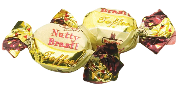 Nutty Brazil Toffees (Walker's Nonsuch)