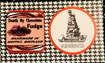 Death By Chocolate Fudge Box (Homemade)