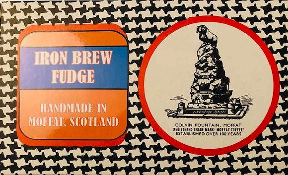 Iron Brew Fudge Box 250g  (Homemade)