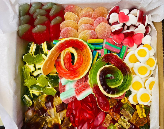 Gum-believable Pick 'n' Mix Box 1kg