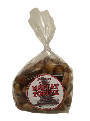 Moffat Toffee Large Bag 400g