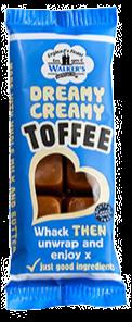 Walker's Nonsuch Creamy Dreamy Toffee Bar 50g