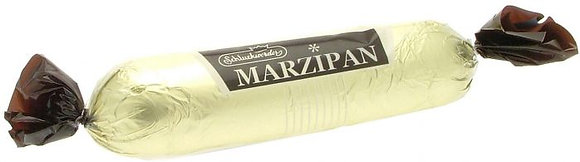 Schluckwerder Dark Chocolate Covered Marzipan Bar 50g