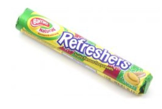 Refresher Roll 34g **BEST BEFORE 30TH APRIL 2021**
