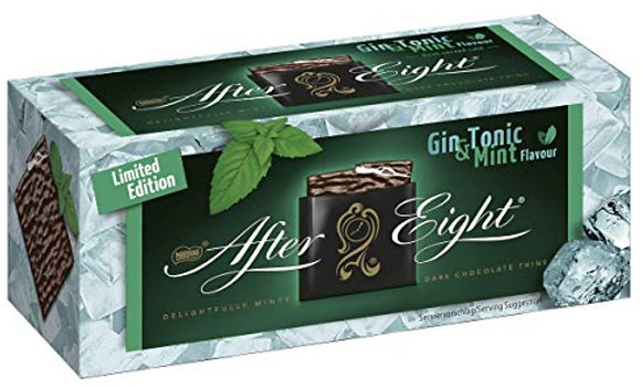 After Eight Gin Tonic, 200g **BEST BEFORE 31ST MARCH 2021**