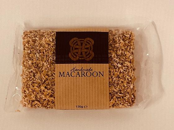 Macaroon Bar 110g Handmade - Wee Troon Candy
