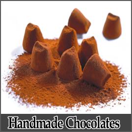 handmade chocs
