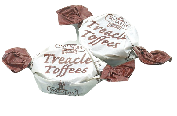 Treacle Toffees (Walker's Nonsuch)