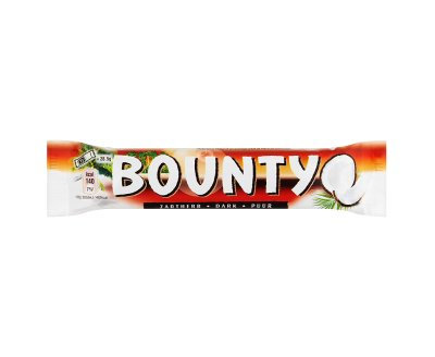 Bounty Dark Choc - 4 Bars For £1