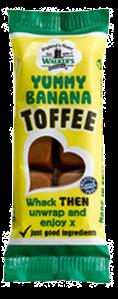 Walker's Nonsuch Yummy Banana Toffee Bar 50g