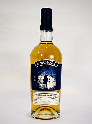 The Moffat - Blended Malt Scotch Whisky 70cl