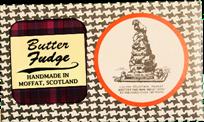 Butter Fudge Box 250g  (Homemade)