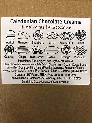 Raspberry Cream (Caledonian Confectionery)