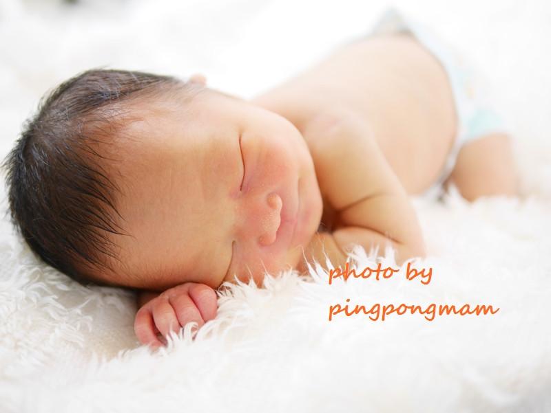 ニューボーンフォト│産まれてすぐの新生児フォト@さいたま