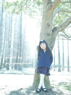 森のプリンセス