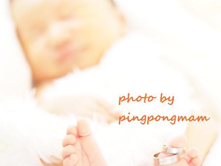 産まれてくれてありがとう♡生後28日以内に撮るニューボーンフォト