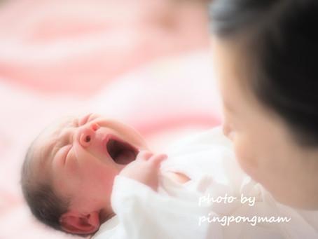 生まれたての「今」を産院で撮影│ニューボーンフォト
