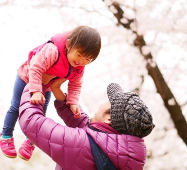 桜のロケーション撮影、ありがとうございました!