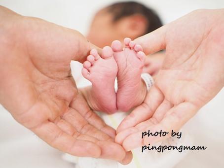 生後3日の新生児ちゃん♡│ニューボーンフォト・生後28日までの特別な撮影