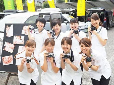 ベビー撮影会@スナップハウス東川口店で笑顔がいっぱい咲きました!