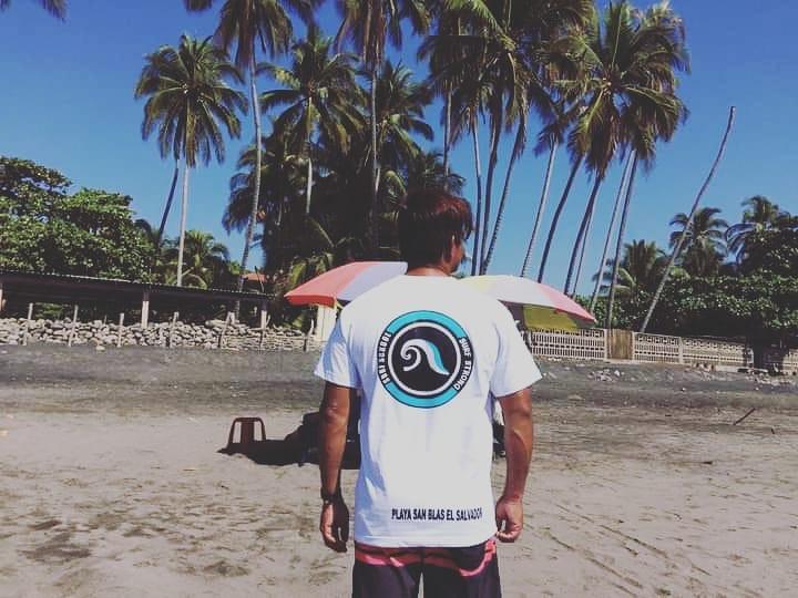 Surf Strong El Salvador
