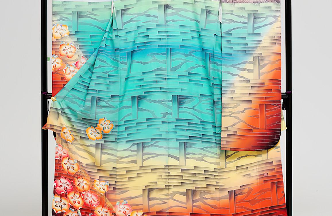 Kimono de El Salvador