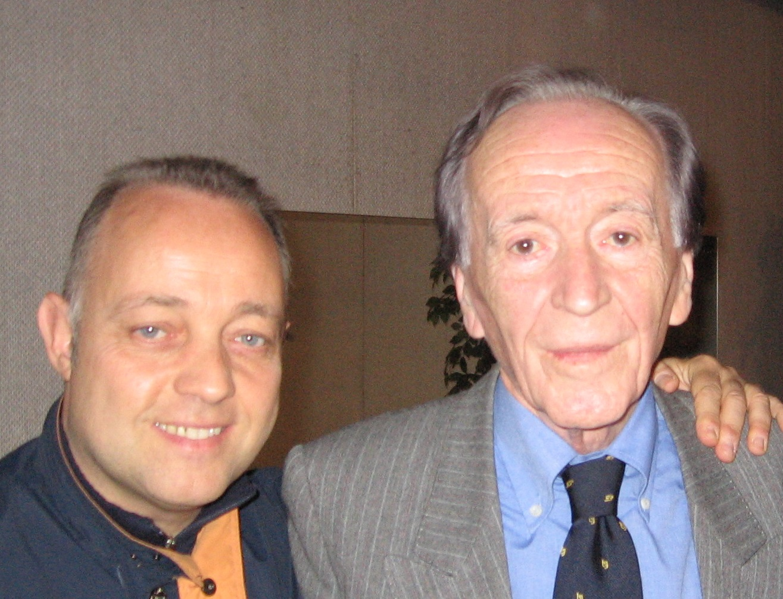Ghislandi con Renato Sellani