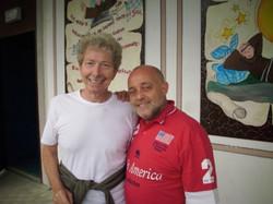 Ghislandi con Fabio Concato