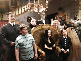 """Io zio Fester nello spot """"Famiglia Addams"""" vincitore del 46° Festival-Film-Pubblicitario KEY AWARD"""