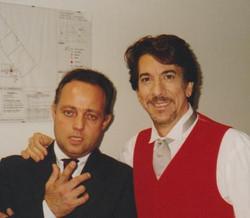 Con MARCO COLUMBRO