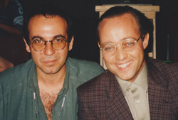 Ghislandi con Giuseppe Tornatore