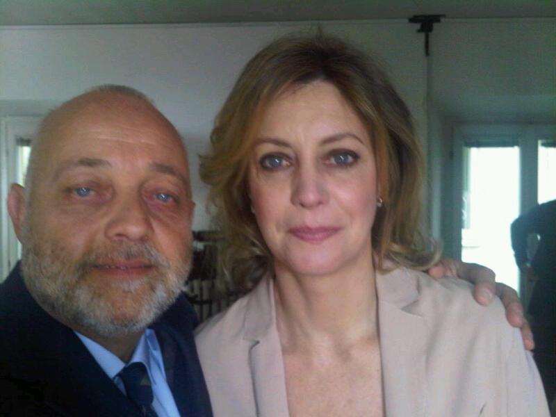 Ghislandi con Margherita Buy