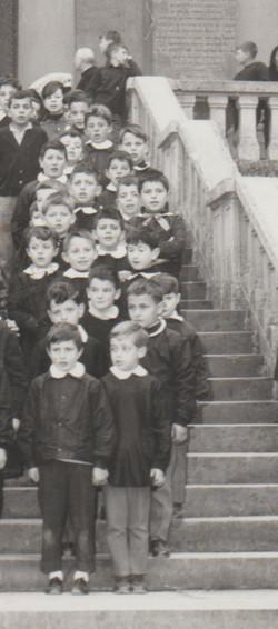 Pietro a 8 anni