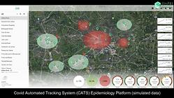 Healthtech, AI, epidemiology platform
