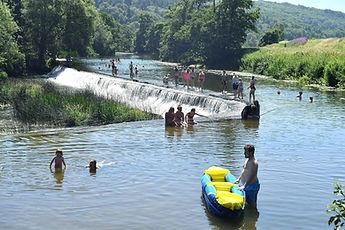 Warleigh Weir UnifAI water quality