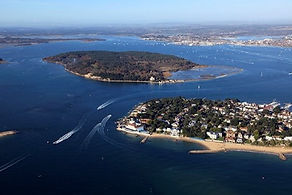 Poole Harbour, AI, water quality