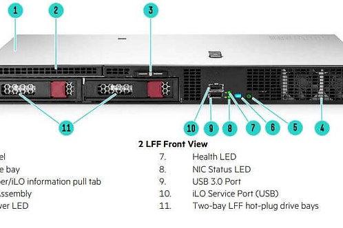 HPE ProLiant DL20 Gen10 P17077-B21 Egypt