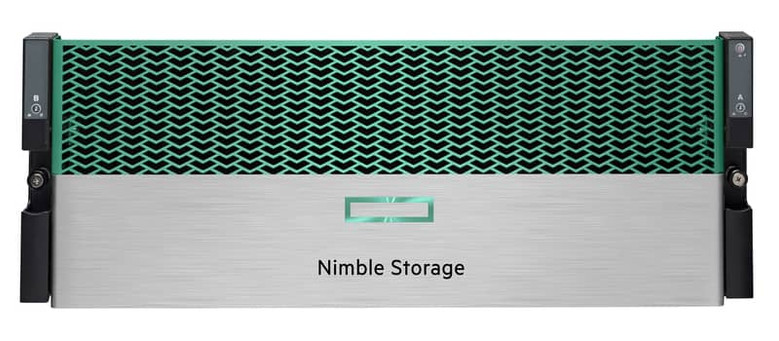 HPE Nimble Storage All Flash Arrays Elit