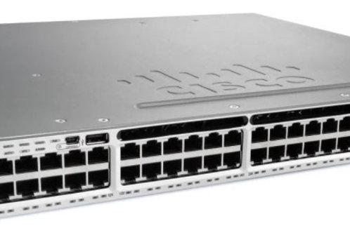 Cisco WS-C3850-48P-L Catalyst 3850 Switch Egypt
