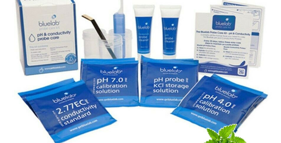 BLUELAB PROBE CARE KIT - PH & CONDUCTIVITY FOR PH PENS AND EC METERS